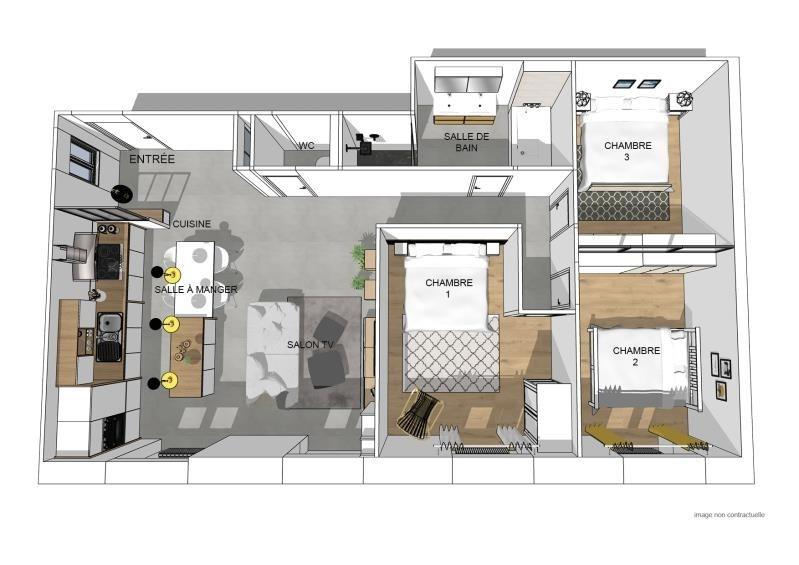 Vente appartement St pee sur nivelle 180000€ - Photo 3