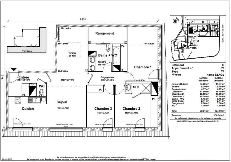 Vente appartement Toulouse 285900€ - Photo 10