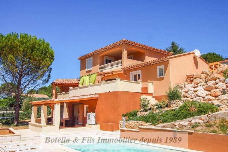 Vente maison / villa Bagnols sur ceze 380000€ - Photo 1