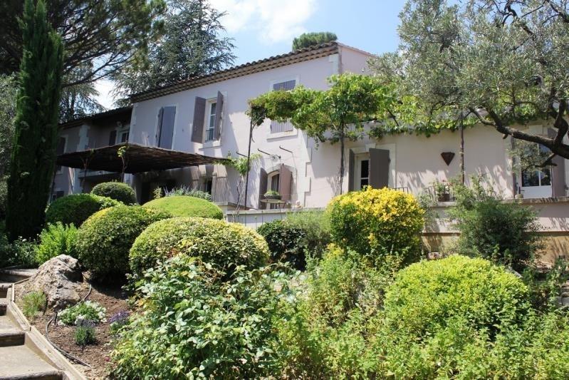 Deluxe sale house / villa Rochefort du gard 995000€ - Picture 1