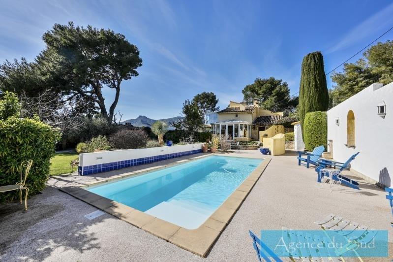 Vente de prestige maison / villa Roquevaire 799000€ - Photo 1