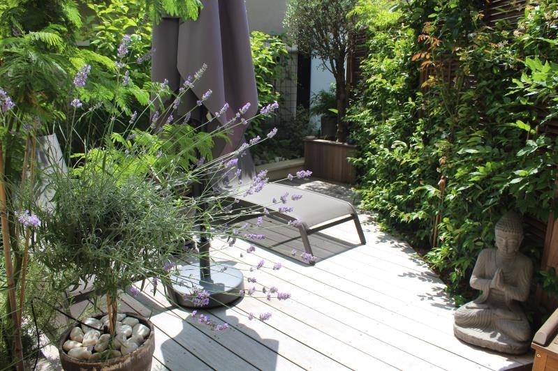Sale apartment La garenne colombes 620000€ - Picture 8