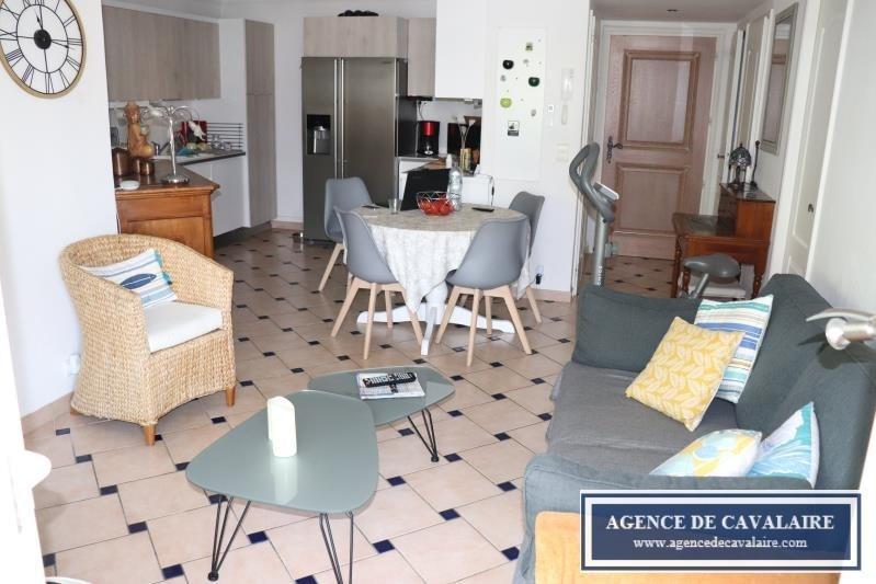Vente appartement Cavalaire sur mer 310000€ - Photo 2