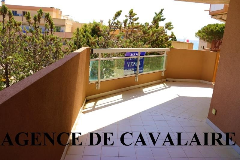 Sale apartment Cavalaire sur mer 179 000€ - Picture 1
