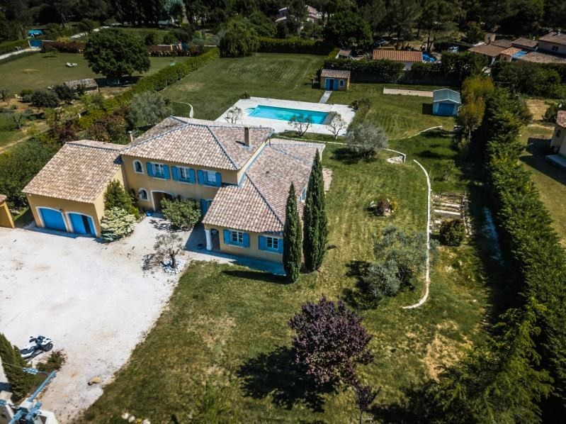 Deluxe sale house / villa St maximin la ste baume 750000€ - Picture 2