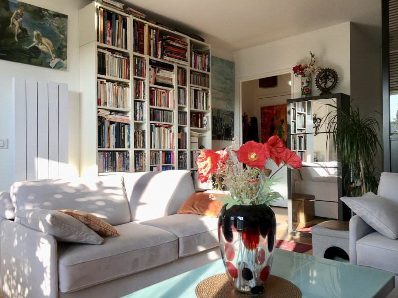 Sale apartment Paris 18ème 400000€ - Picture 2