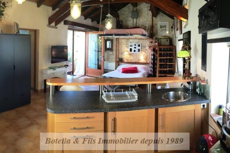 Vente maison / villa Goudargues 138400€ - Photo 2
