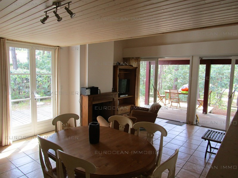 Location vacances maison / villa Lacanau ocean 455€ - Photo 2