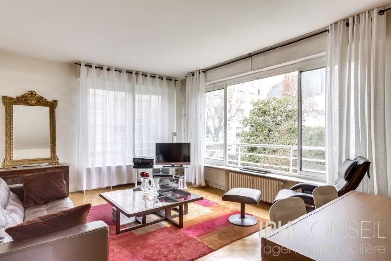 Sale apartment Neuilly sur seine 960000€ - Picture 2