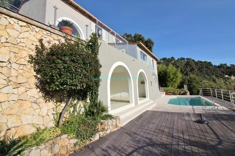 Vente de prestige maison / villa Grasse 845000€ - Photo 1
