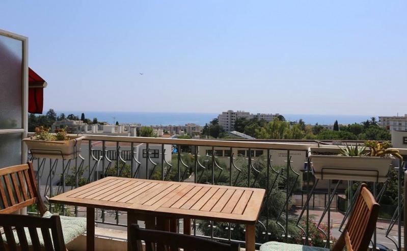 Vente appartement Nice 266000€ - Photo 1