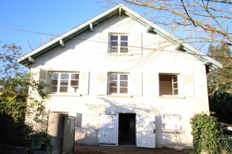 Vente maison / villa Morestel 230000€ - Photo 1
