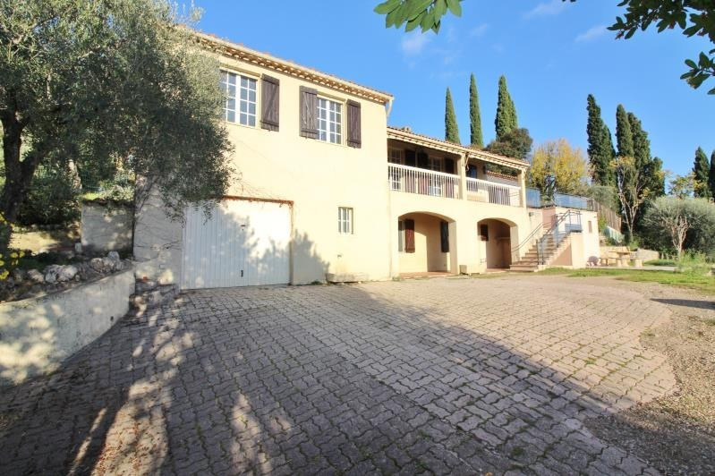 Vente maison / villa Peymeinade 530000€ - Photo 2