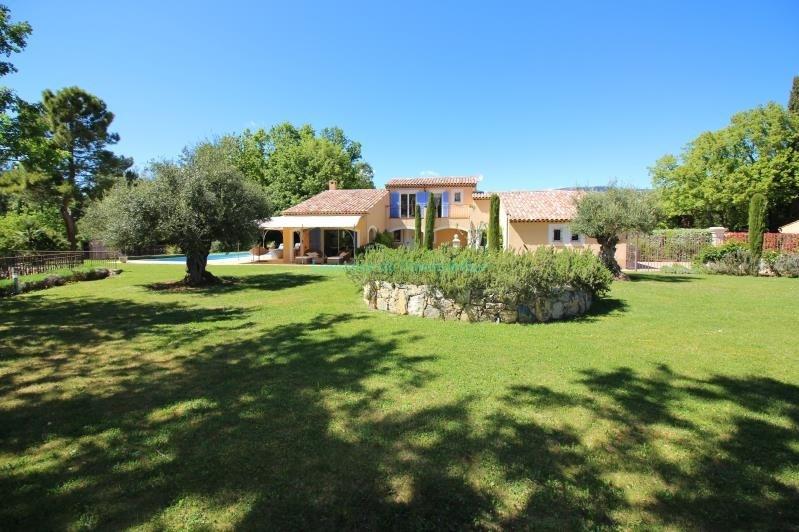 Vente de prestige maison / villa Saint cezaire sur siagne 750000€ - Photo 2