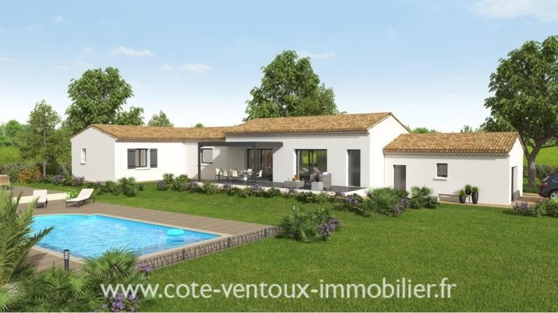 Deluxe sale house / villa Carpentras 577 500€ - Picture 1