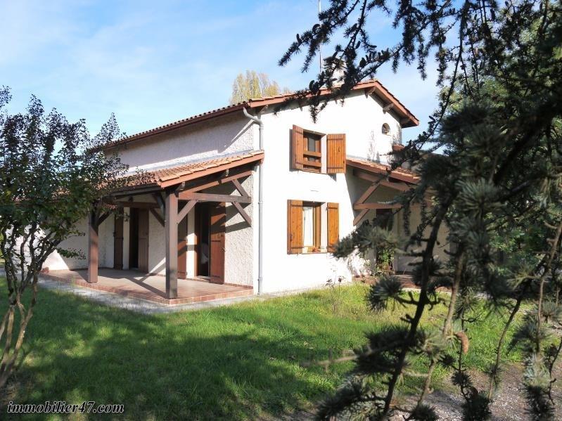 Vente maison / villa Ste livrade sur lot 169900€ - Photo 2