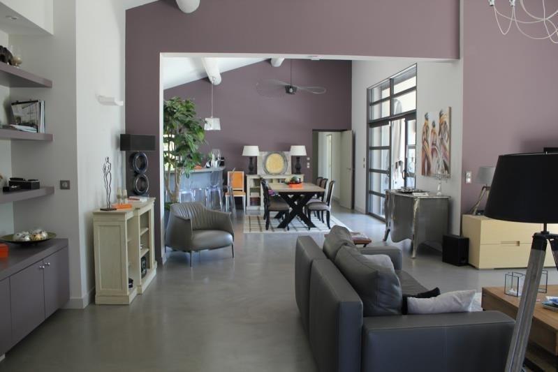 Deluxe sale house / villa Villeneuve les avignon 855000€ - Picture 5