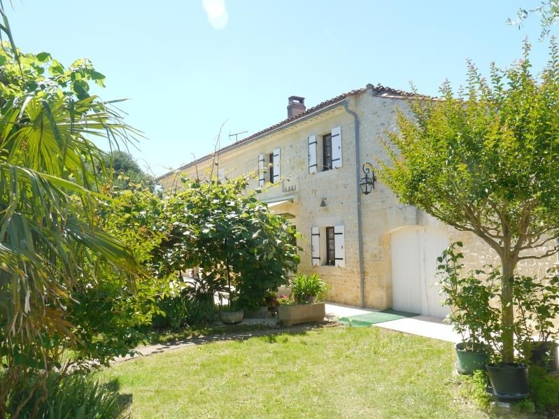 Vente maison / villa Gemozac 408 000€ - Photo 10