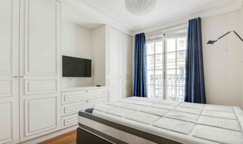 Rental apartment Paris 17ème 4 200€ CC - Picture 8