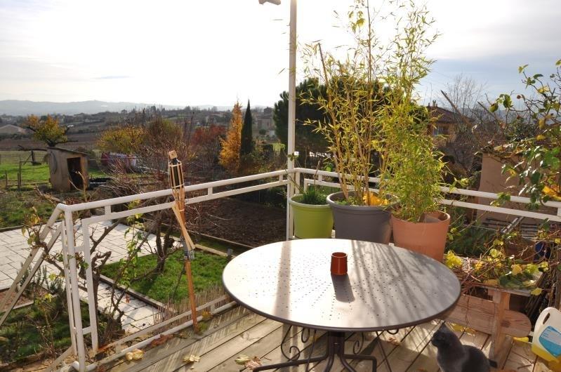 Vente maison / villa Le bois d oingt 285000€ - Photo 3