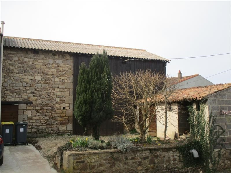 Vente maison / villa Fomperron 120750€ - Photo 10