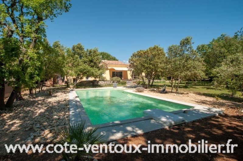 Vente maison / villa Mazan 493500€ - Photo 6