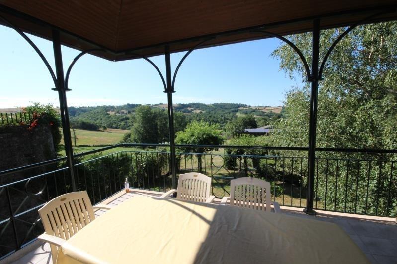 Deluxe sale house / villa Najac 225000€ - Picture 2