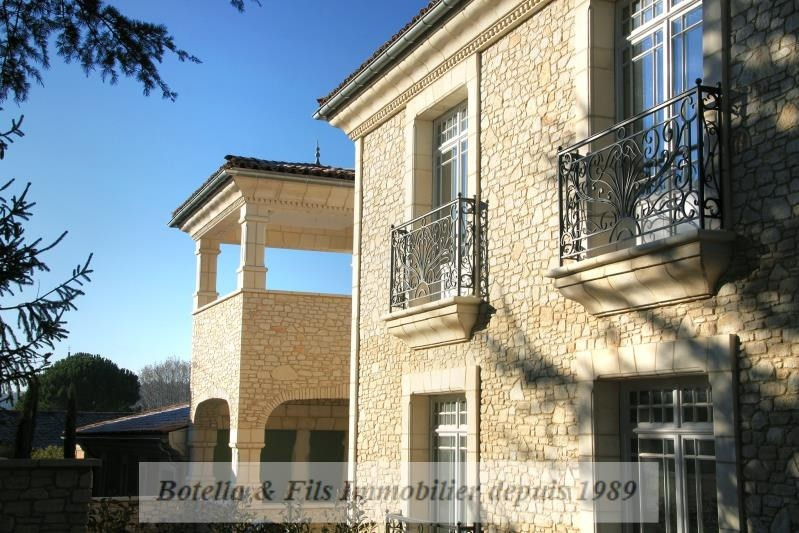 Vente de prestige appartement Uzes 295 000€ - Photo 10