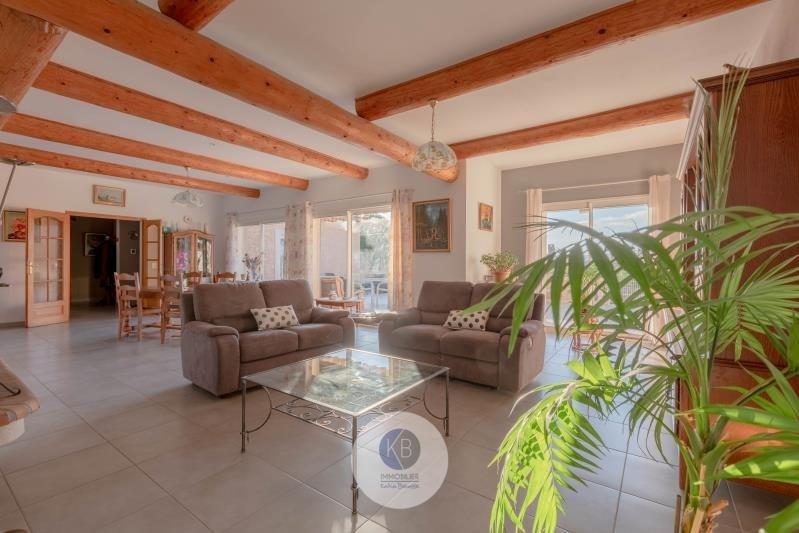Vente de prestige maison / villa Puyloubier 649000€ - Photo 3