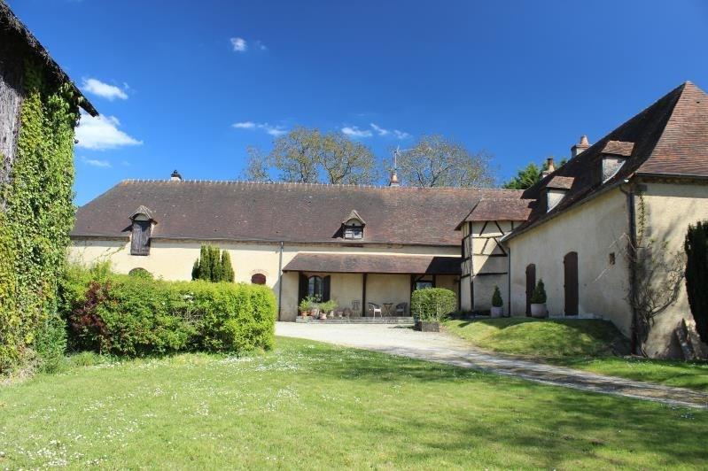 Venta de prestigio  casa Gennetines 375000€ - Fotografía 1