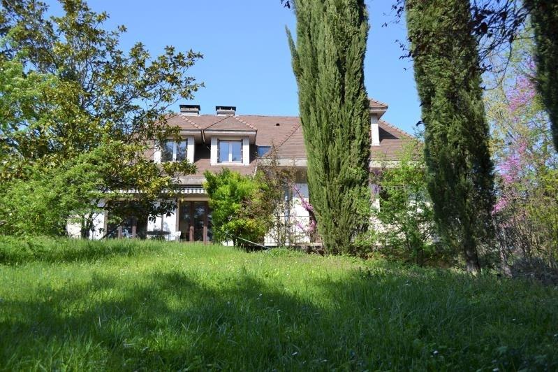 Deluxe sale house / villa St pierre de chandieu 614000€ - Picture 1