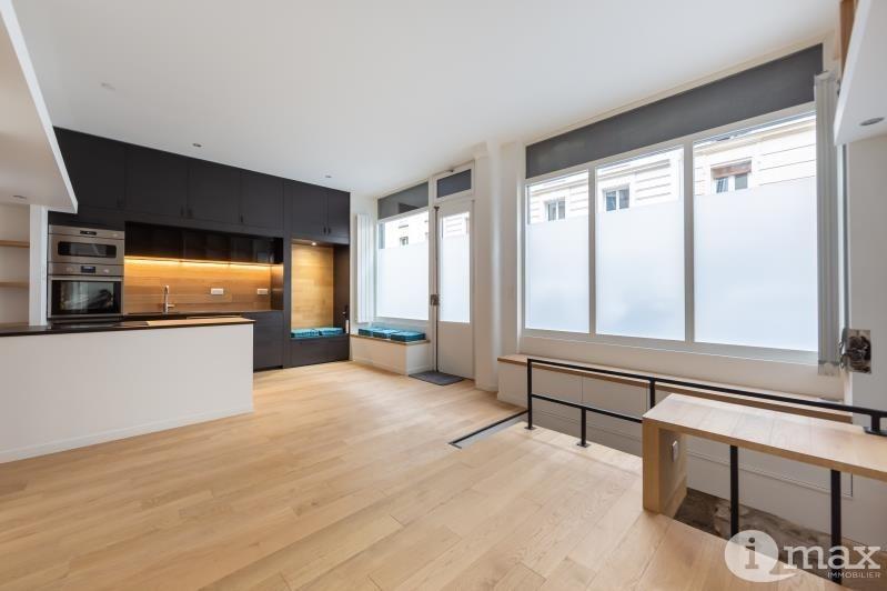 Vente appartement Paris 18ème 530000€ - Photo 3