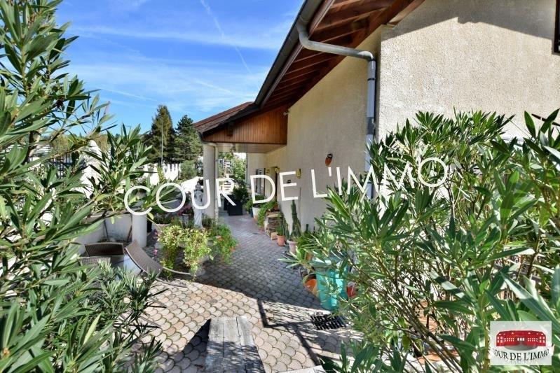 Verkauf von luxusobjekt haus Vetraz monthoux 650000€ - Fotografie 2