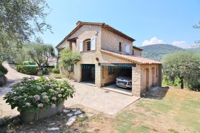 Vente de prestige maison / villa Grasse 599000€ - Photo 1