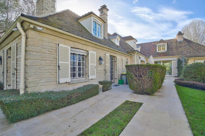Vente de prestige maison / villa St nom la breteche 4200000€ - Photo 4