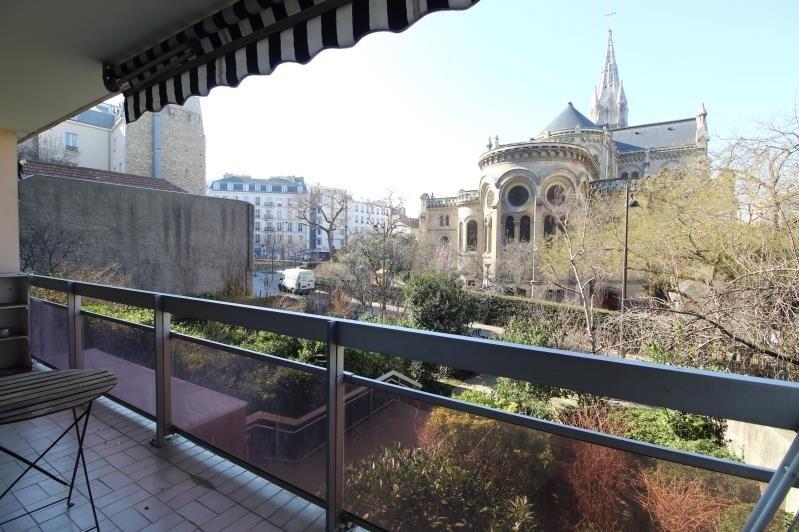 Venta  apartamento Paris 20ème 505000€ - Fotografía 2
