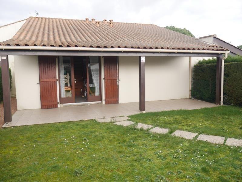 Vente maison / villa Longeville sur mer 115000€ - Photo 1