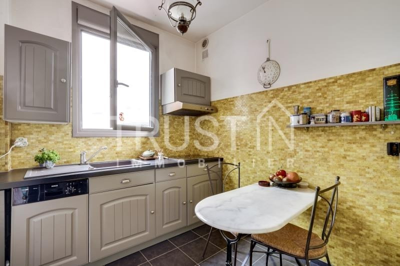 Vente appartement Paris 18ème 744000€ - Photo 5