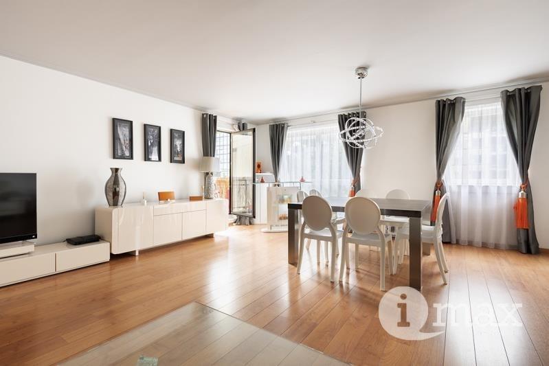Deluxe sale apartment Levallois perret 1170000€ - Picture 2
