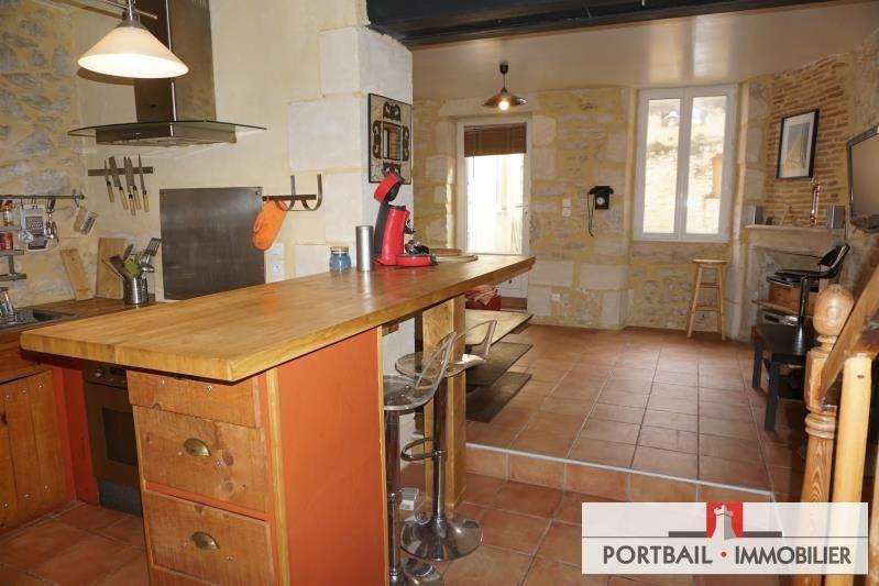 Vente maison / villa Blaye 122000€ - Photo 2