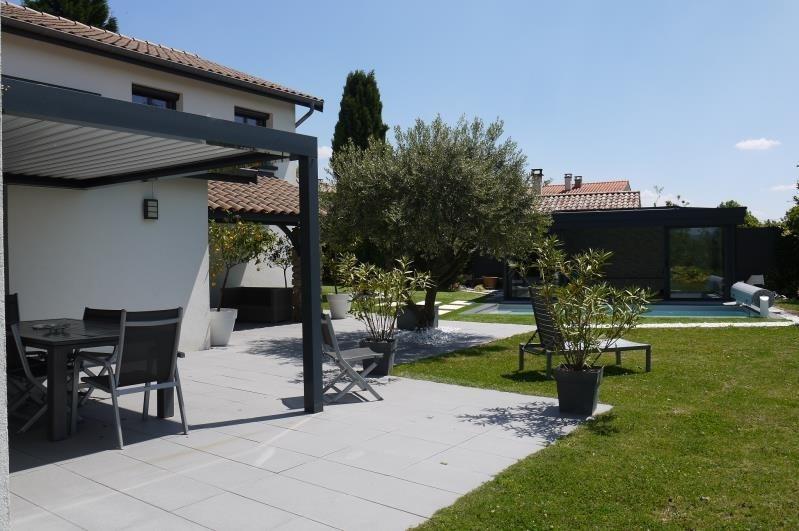 Vente maison / villa Chonas l amballan 512000€ - Photo 4
