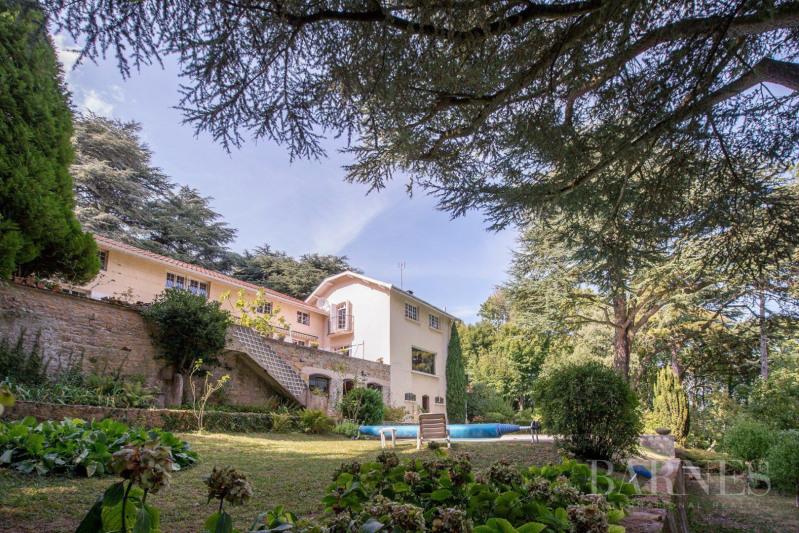 Deluxe sale house / villa Saint-cyr-au-mont-d'or 1380000€ - Picture 1
