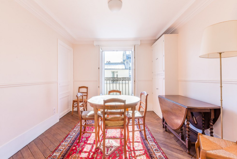 Deluxe sale apartment Paris 5ème 1 185 000€ - Picture 4