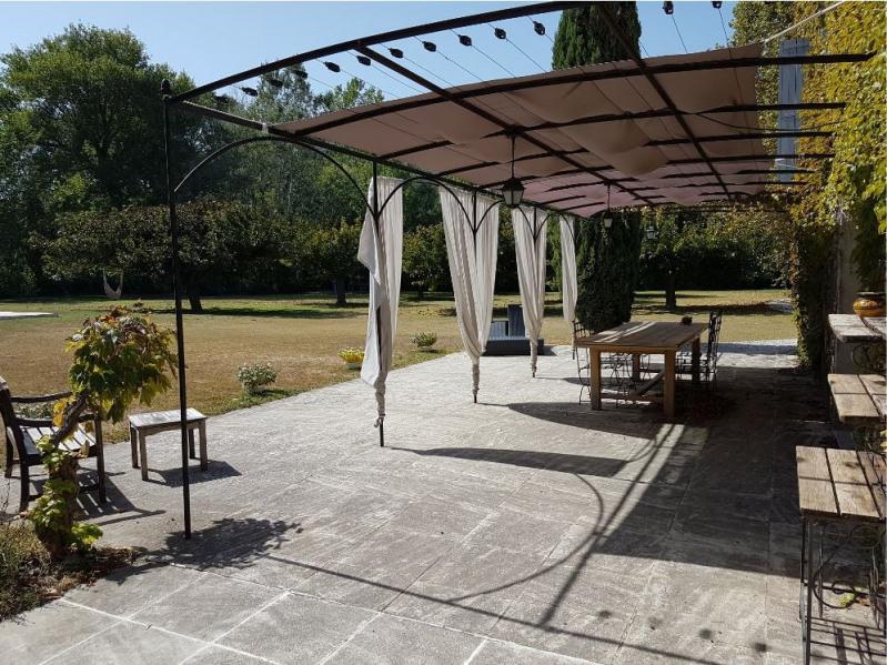 Deluxe sale house / villa Le thor 563000€ - Picture 4