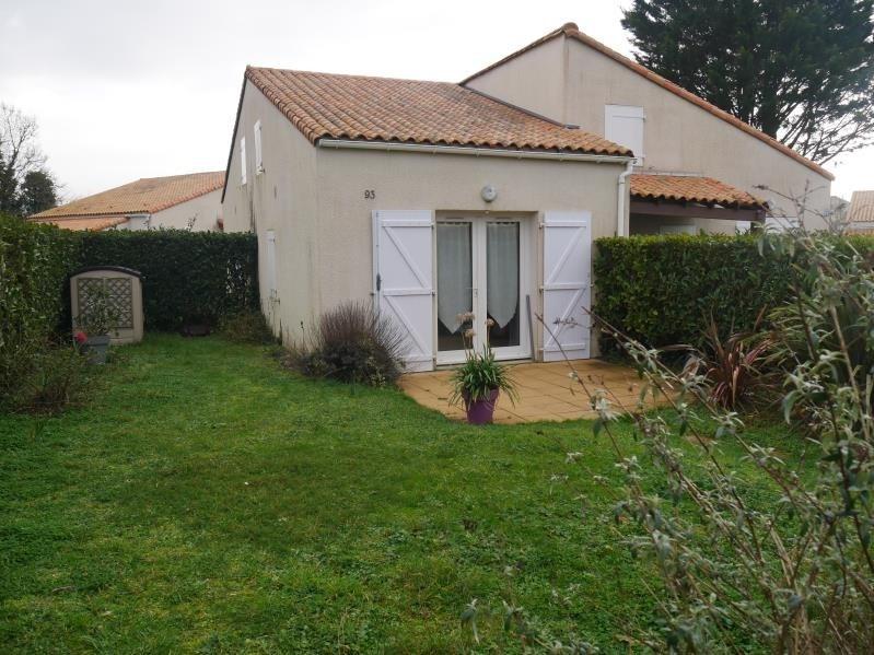 Vente maison / villa St vincent sur jard 130000€ - Photo 1