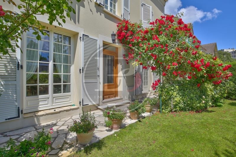 Deluxe sale house / villa St germain en laye 895000€ - Picture 1