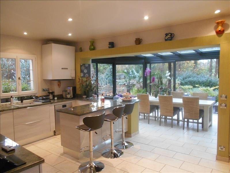 Vente maison / villa Taverny 424000€ - Photo 2