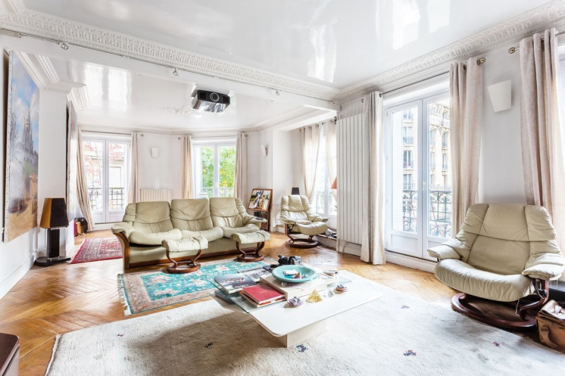 Vente de prestige appartement Paris 18ème 1 250 000€ - Photo 2