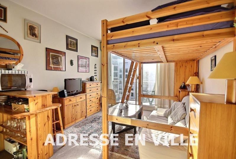 Sale apartment Levallois perret 205000€ - Picture 4