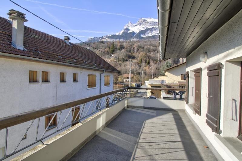 Rental apartment Passy 488€ CC - Picture 1